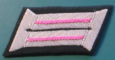 陸軍機甲将校襟章