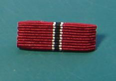 1連略綬東部戦線従軍リボンバー