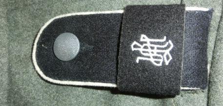 LAH刺繍モノグラム