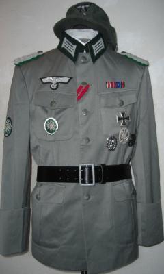 ドイツ士官服36オールシーズンタイプ