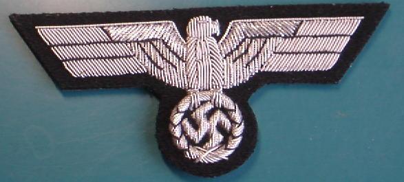 Pz陸軍鷲将校用