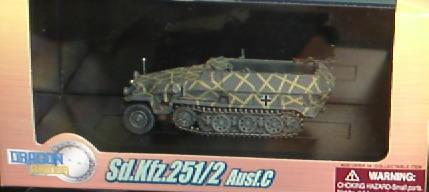 sd.kfz251/2ロシア1942