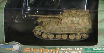 エレファント ポーランド1944