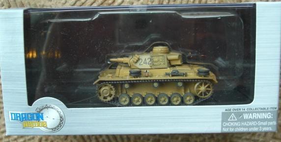 Pz3号N型 501重戦車大隊DAK
