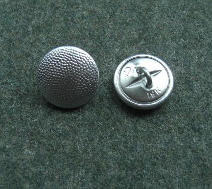 将校服銀ボタン