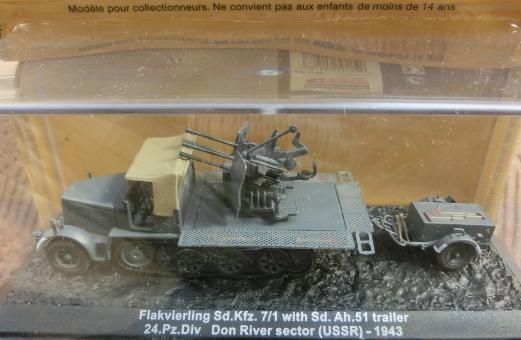 8tハーフトラック20mm4連対空機関砲