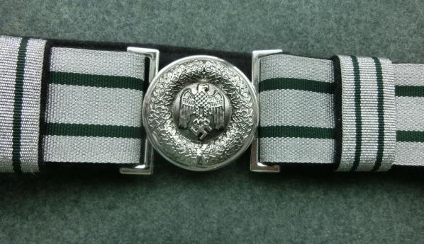 国防軍将校礼装ベルト廉価版