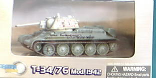 T34/76 Mod1942冬