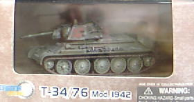 T34/76 Mod1942ウクライナ