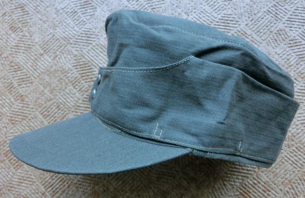 43型規格帽HBT/2ボタンフロント