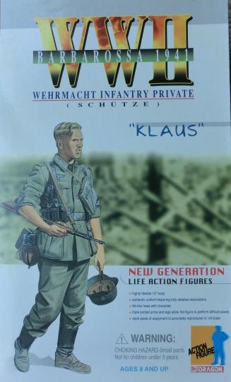 ドイツ兵クラウス