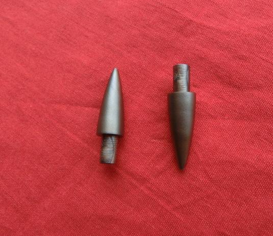 樹脂製 弾頭モーゼル弾