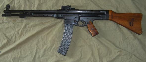 Mkb42(H)自動小銃