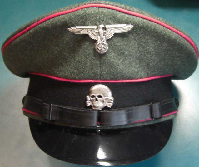 wss下士官制帽