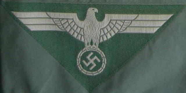 6末期兵陸軍鷲国家章