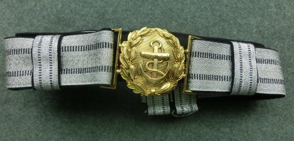 海軍士官礼装ベルト廉価版