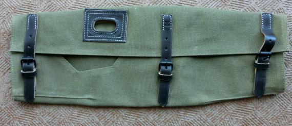 MG42機関部覆い布