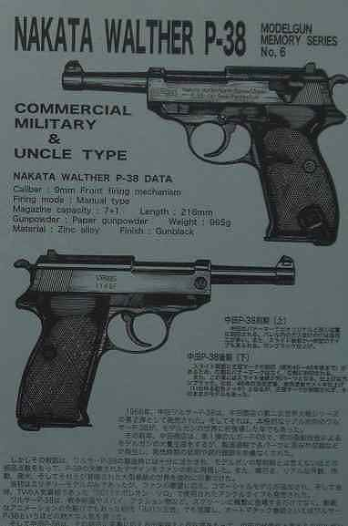 P38WALTHER MMS説