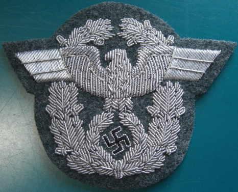 警察指揮官憲兵袖章1