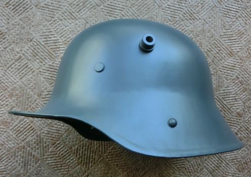 灰M16ヘルメットS