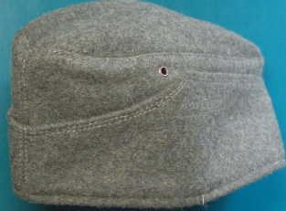 国防軍フィールドグレー略帽