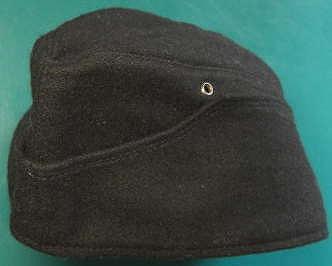 国防軍Pz黒略帽