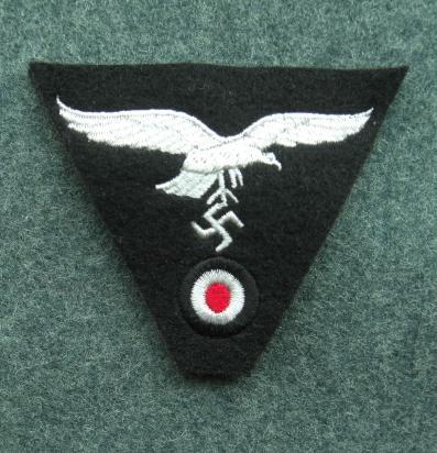 空軍兵鷲コカルデ帽章セット