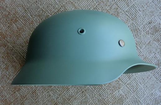 略式M35プラヘルメット(内装現用)
