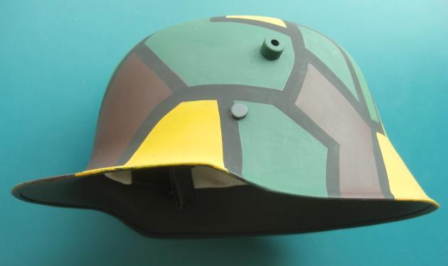 迷彩色M18ヘルメット