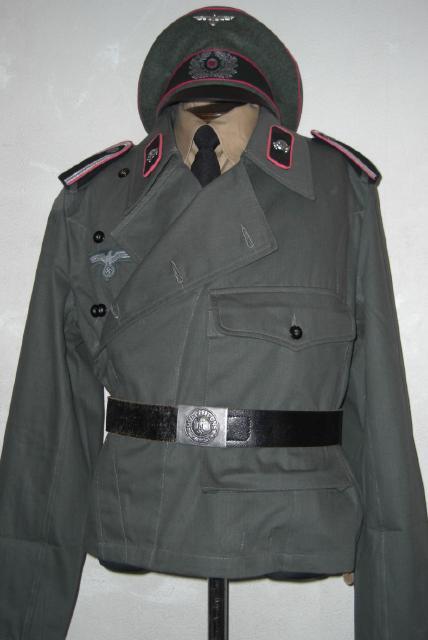 Pz戦車服 HBT夏季タイプ