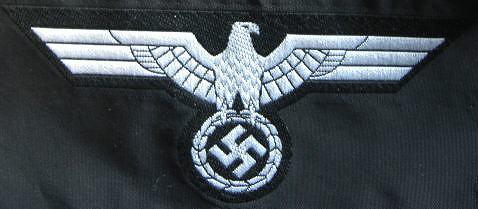 7 Pz鷲国家章兵用