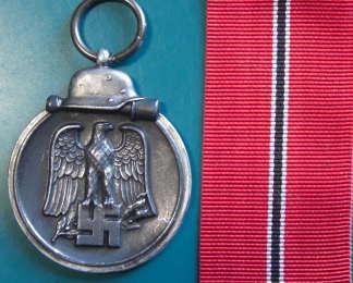 東部戦線従軍メダル章