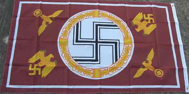 アドルフヒトラー総統旗