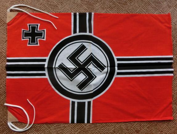 ミニ綿軍旗第三帝国