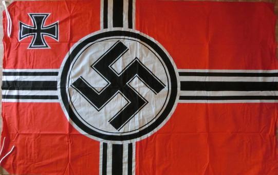 綿軍旗第三帝国