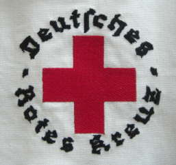DRK赤十字腕章