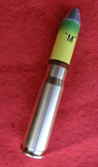 黄色緑20x82mm榴弾