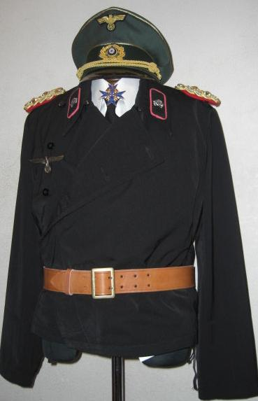 PzWH国防軍型戦車黒服士官将官用