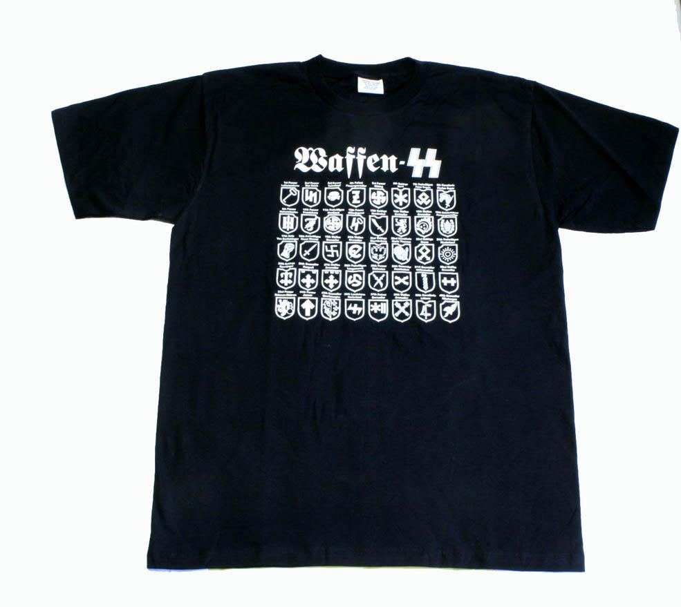 WSS師団Tシャツ黒