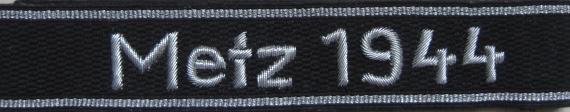 メッツ1944銀アームカフバンド