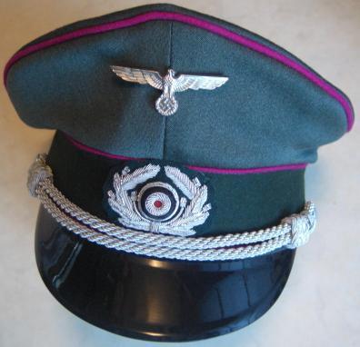 陸軍参謀将校制帽