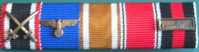 5連WH陸軍リボンバー