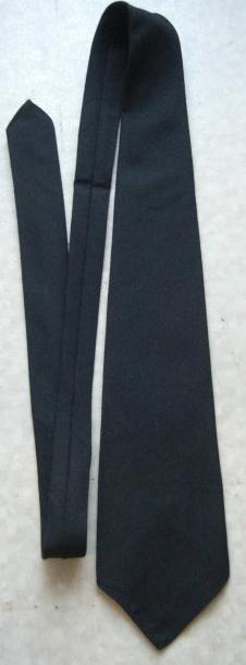 Bw黒ネクタイ