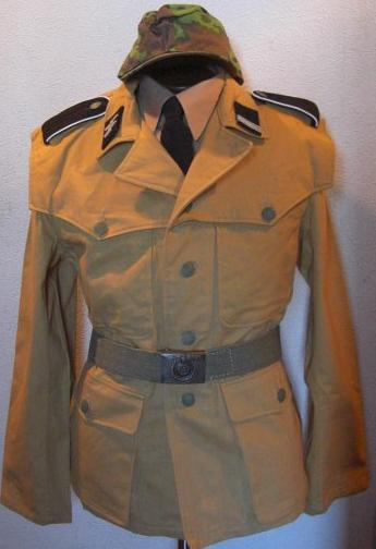 SS熱帯服