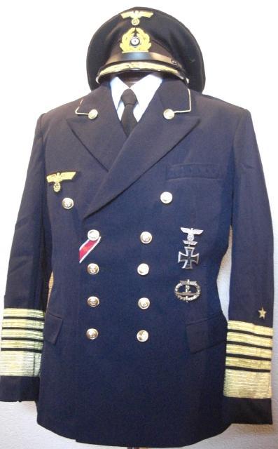 海軍提督上着