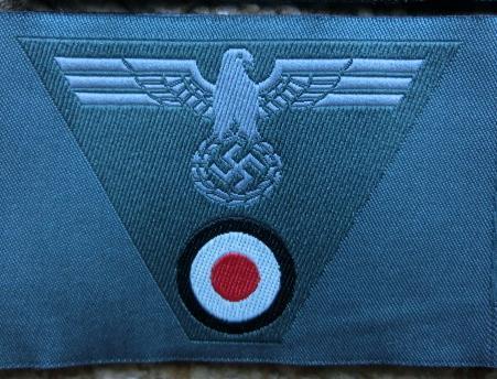 陸軍兵帽章BEVO