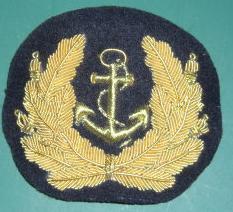 ドイツ海軍制帽帽章