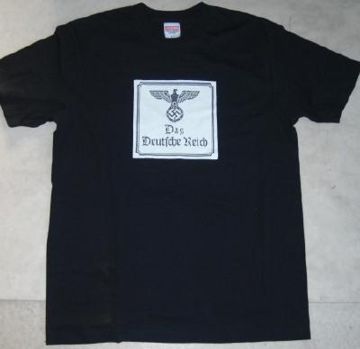 ナチアドラーTシャツ