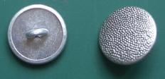 19mm銀色ボタン