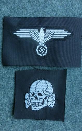 SSワシ帽章BEVO